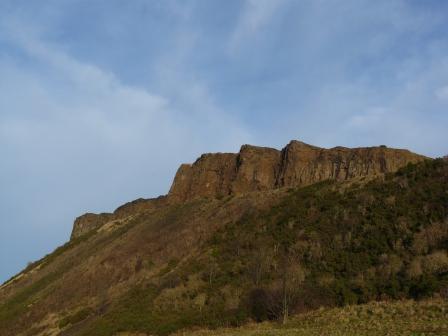 Salisbury Crags.
