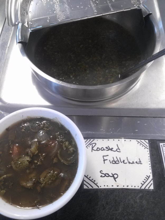 fiddleheadsoup