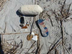 artifacts-on-beach